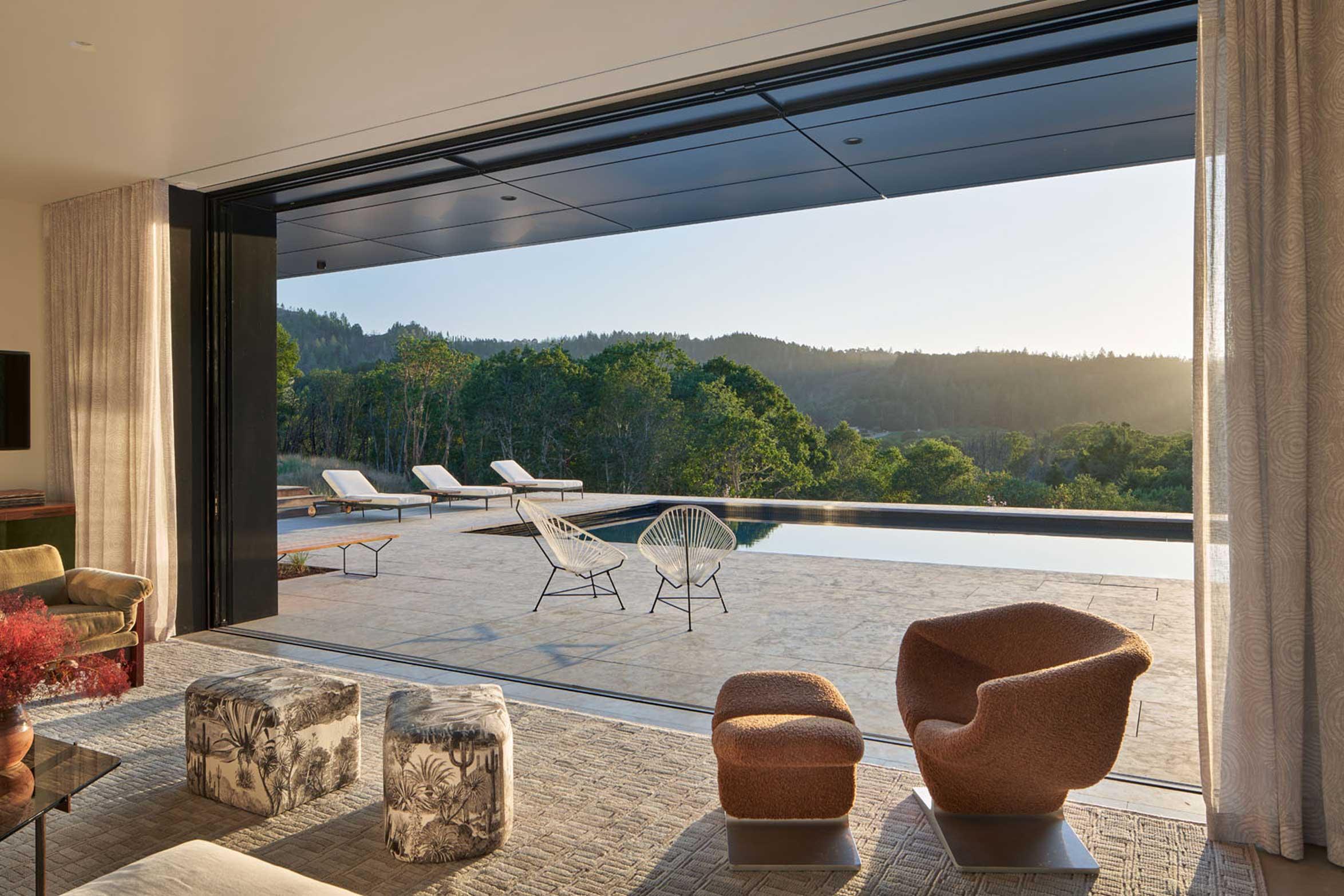 Elevated Mood - pool view