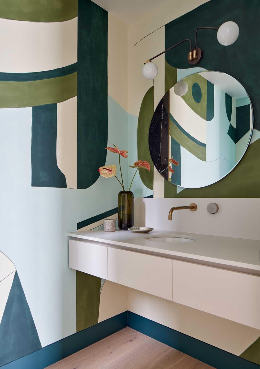 Elevated Mood - Bathroom