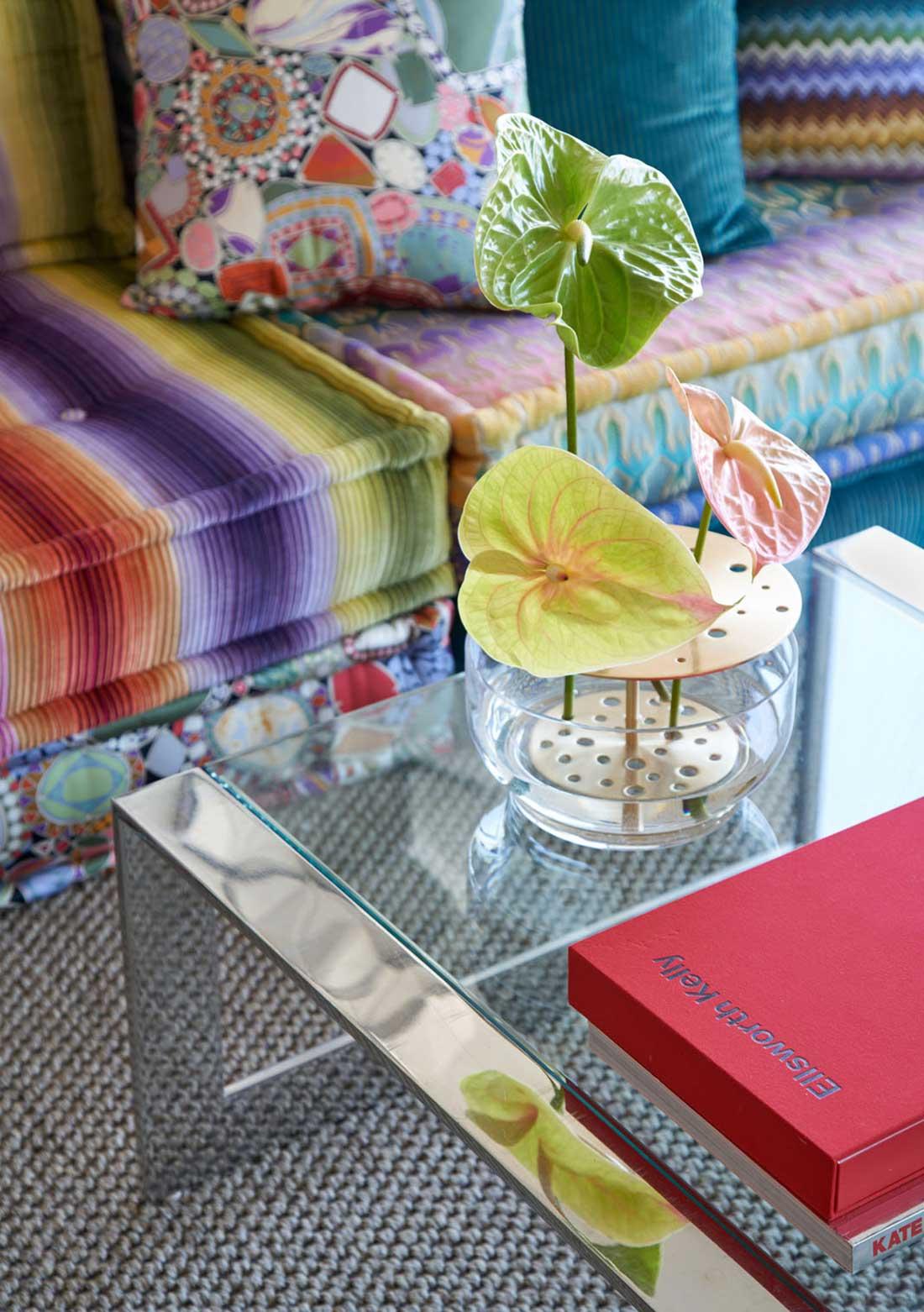 Long Bridge - living room table