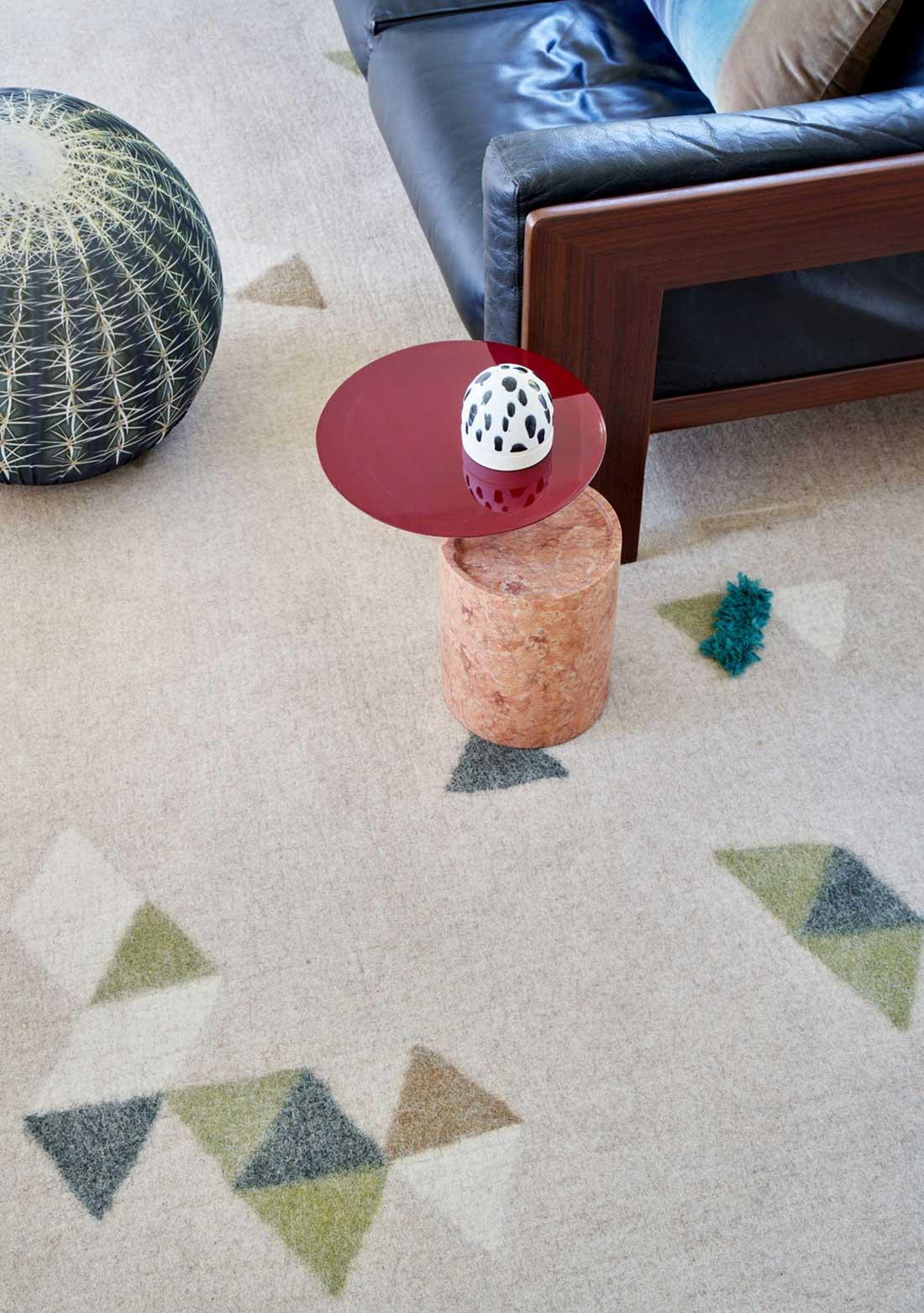 Resident Art - side table