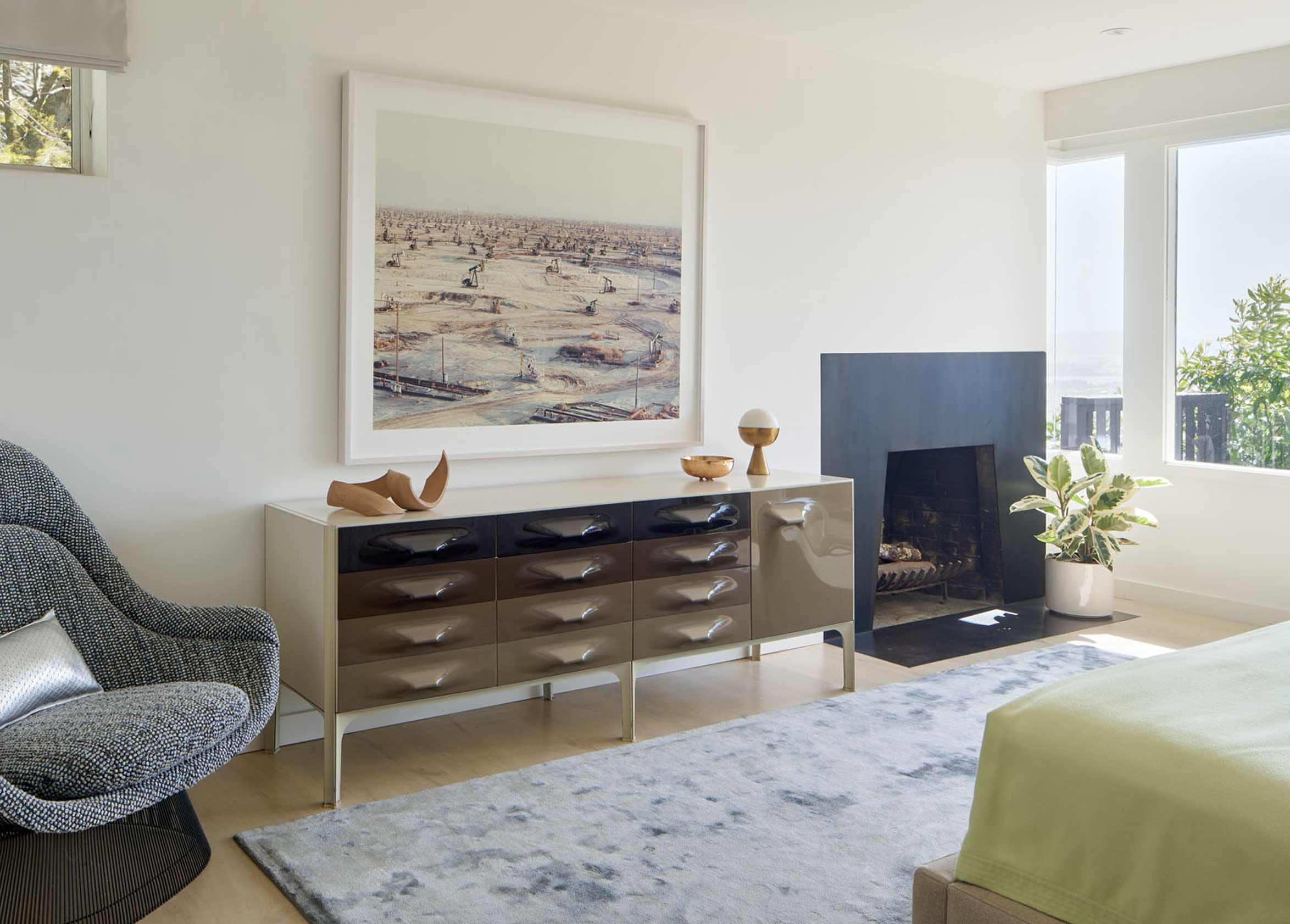 Resident Art - bedroom