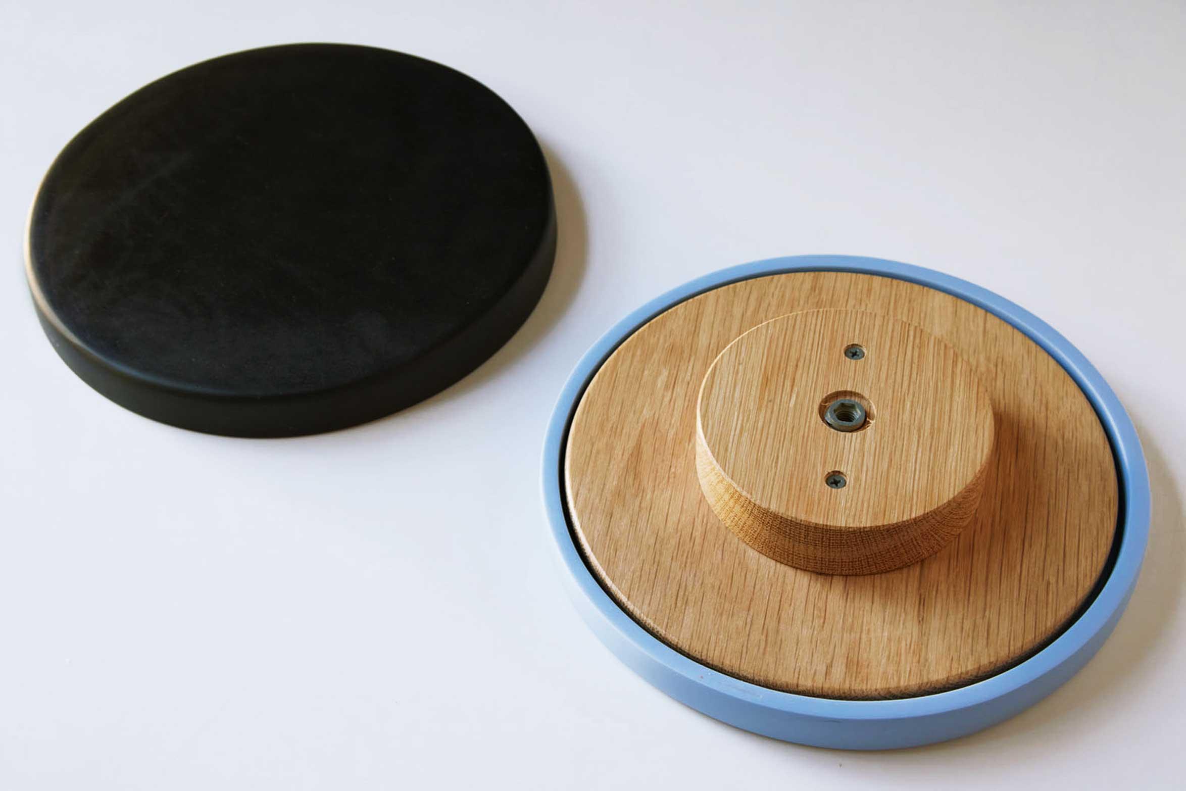 Tina Frey - circle art object